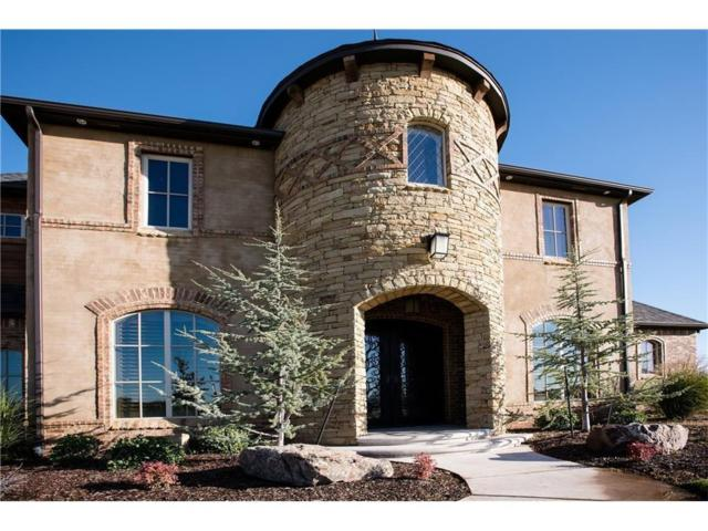 2355 La Belle Rue, Edmond, OK 73034 (MLS #766773) :: Richard Jennings Real Estate, LLC