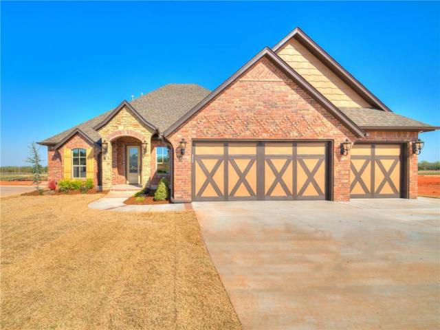 1408 N Wisteria, Mustang, OK 73064 (MLS #767117) :: UB Home Team