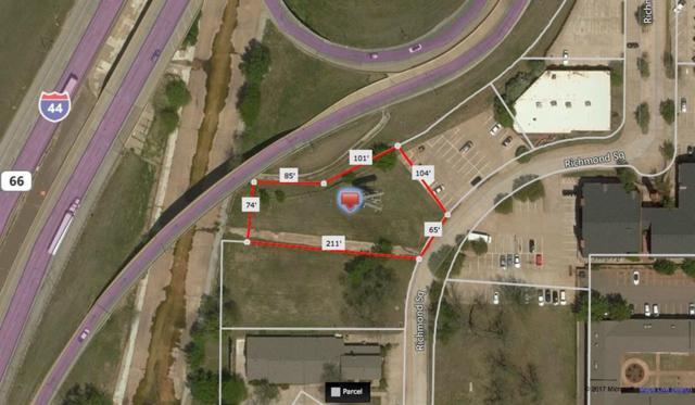 Richmond Sq, Oklahoma City, OK 73118 (MLS #767654) :: Wyatt Poindexter Group