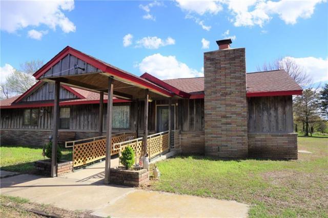 11124 SE 44th Place, Oklahoma City, OK 73150 (MLS #767738) :: Wyatt Poindexter Group