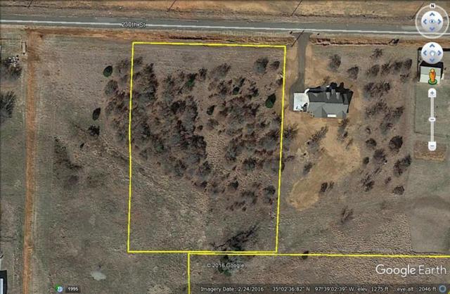 Crosstimbers Estates, Blanchard, OK 73010 (MLS #768135) :: Richard Jennings Real Estate, LLC