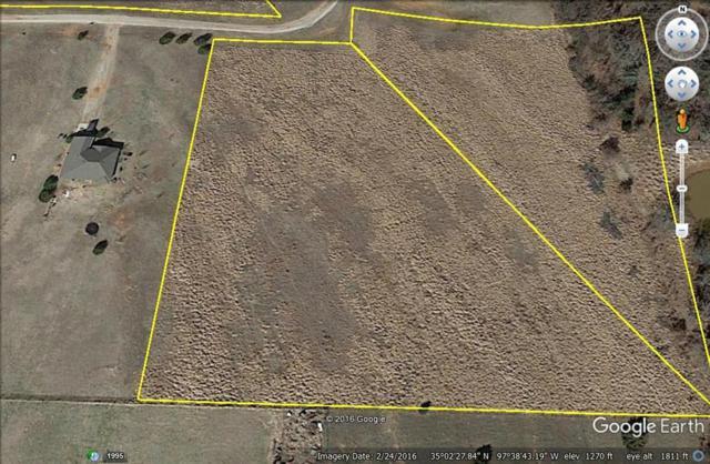 Crosstimbers Estates, Blanchard, OK 73010 (MLS #768479) :: Richard Jennings Real Estate, LLC