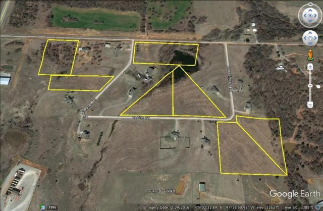 Crosstimbers Estates, Blanchard, OK 73010 (MLS #768480) :: Richard Jennings Real Estate, LLC