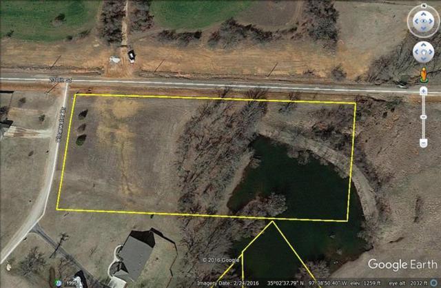 Crosstimbers Estates, Blanchard, OK 73010 (MLS #768483) :: Richard Jennings Real Estate, LLC