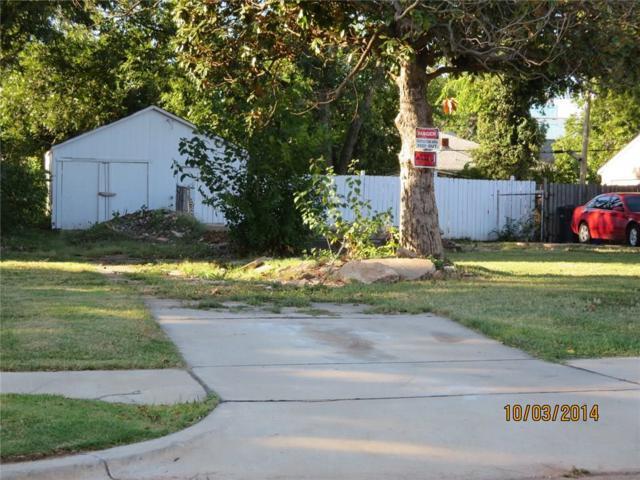 922 NE 17th, Oklahoma City, OK 73105 (MLS #768619) :: Erhardt Group at Keller Williams Mulinix OKC