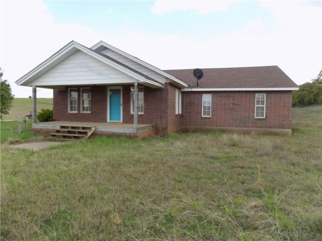 25009 County Road 1240, Gracemont, OK 73042 (MLS #768914) :: Wyatt Poindexter Group