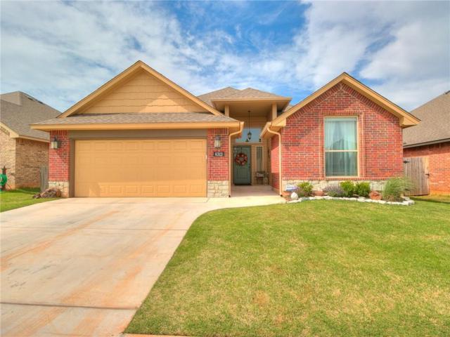 6313 NW 158 Terrace, Edmond, OK 73013 (MLS #770144) :: Richard Jennings Real Estate, LLC