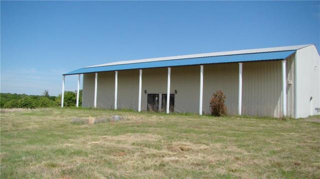 18142 State Highway 76, Lindsay, OK 73052 (MLS #770444) :: Homestead & Co