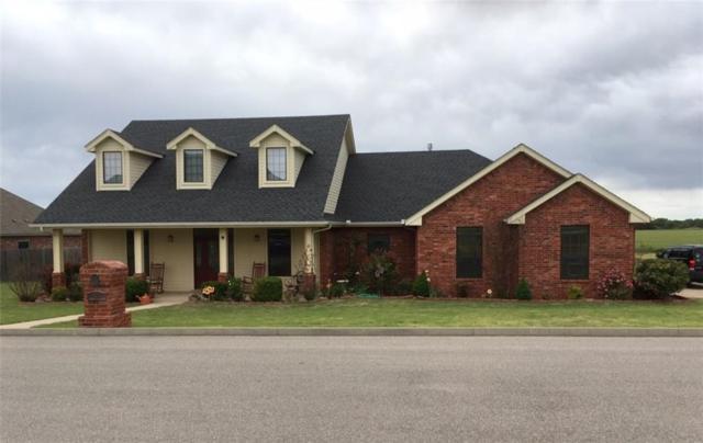 118 Riverview, Clinton, OK 73601 (MLS #770466) :: Wyatt Poindexter Group