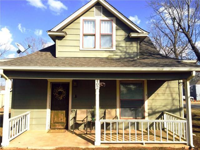 402 N Jackson Avenue, Blanchard, OK 73010 (MLS #770471) :: Richard Jennings Real Estate, LLC