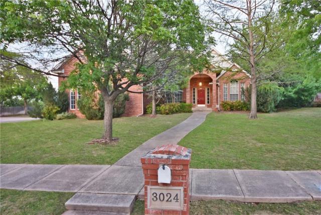3024 Asheton Court, Edmond, OK 73034 (MLS #770527) :: Homestead & Co