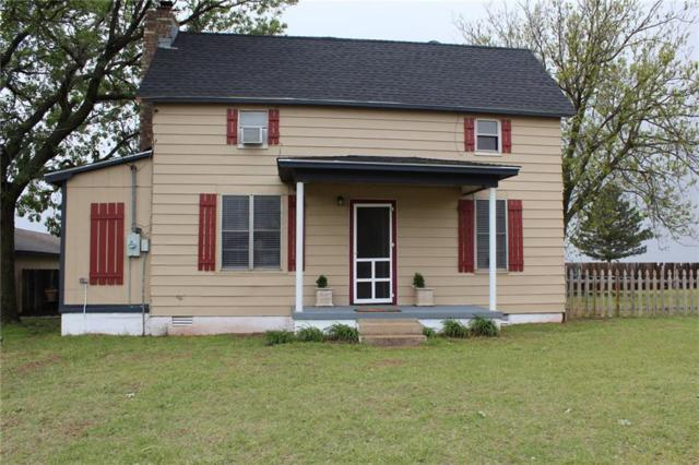 531 N Salyer, Hydro, OK 73048 (MLS #770695) :: Homestead & Co