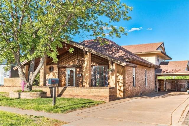 606 N 4th, Sayre, OK 73662 (MLS #770751) :: Wyatt Poindexter Group
