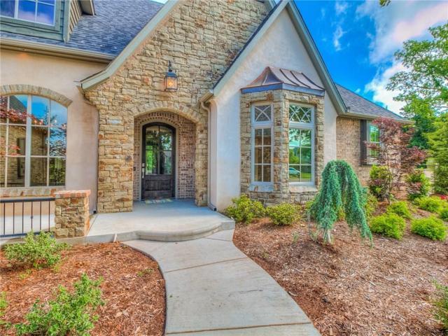 2559 La Belle Rue, Edmond, OK 73034 (MLS #770839) :: Richard Jennings Real Estate, LLC