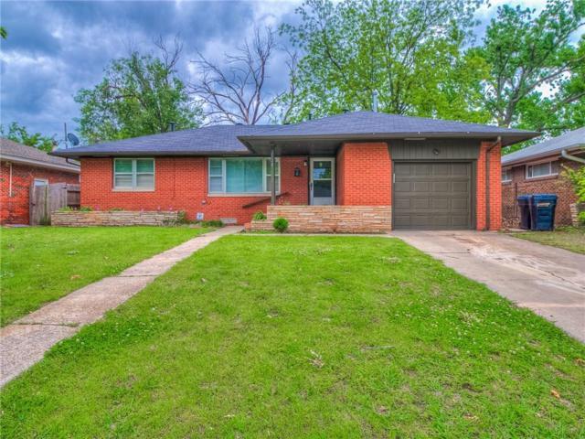 2128 SW 66th Street, Oklahoma City, OK 73159 (MLS #771276) :: Richard Jennings Real Estate, LLC
