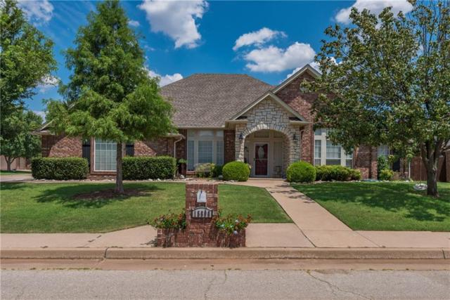 15808 Shadow Mountain Drive, Edmond, OK 73013 (MLS #771369) :: The Professionals Real Estate Group