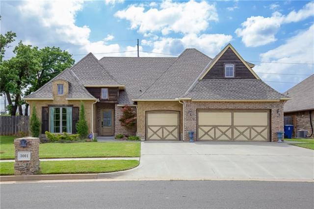 3001 Buckland Road, Edmond, OK 73034 (MLS #771598) :: Richard Jennings Real Estate, LLC