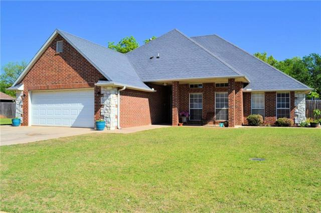 912 Tilghman Drive, Chandler, OK 74834 (MLS #771663) :: Erhardt Group at Keller Williams Mulinix OKC