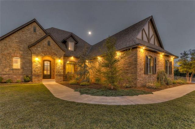3410 Sarah Drive, Newcastle, OK 73065 (MLS #772135) :: Wyatt Poindexter Group