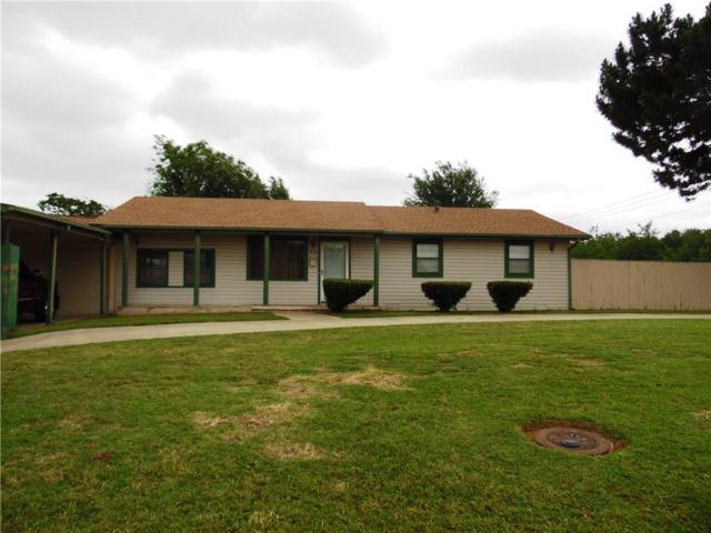 1619 S 1st, Chickasha, OK 73018 (MLS #772233) :: Wyatt Poindexter Group