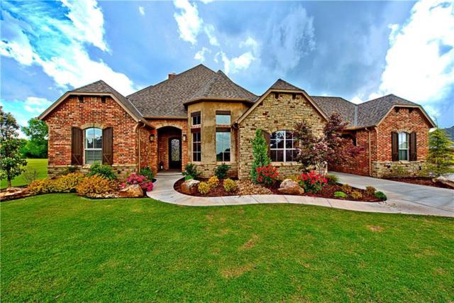 2466 Labelle Rue, Edmond, OK 73034 (MLS #772478) :: Richard Jennings Real Estate, LLC