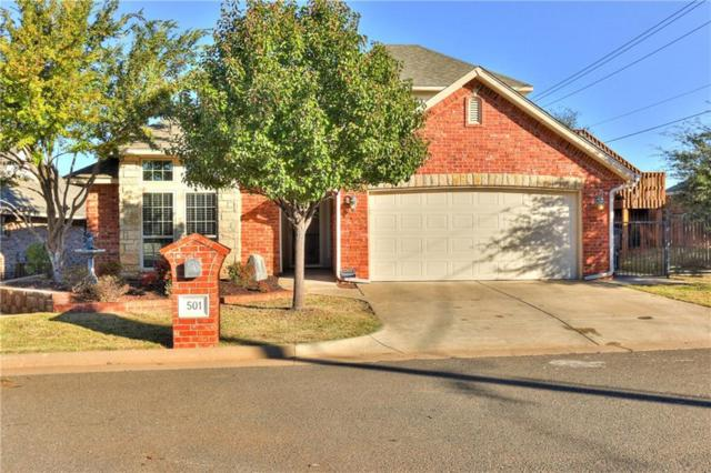 501 SW 121st Street, Oklahoma City, OK 73170 (MLS #772807) :: Richard Jennings Real Estate, LLC