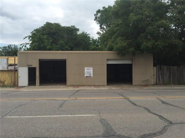 1404 S Robinson Avenue, Oklahoma City, OK 73109 (MLS #773278) :: Erhardt Group at Keller Williams Mulinix OKC