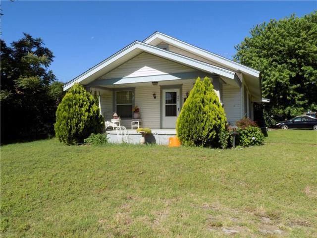 302 W Virginia, Anadarko, OK 73005 (MLS #773291) :: Wyatt Poindexter Group