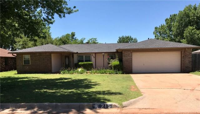 215 Magnolia, Elk City, OK 73644 (MLS #774002) :: Wyatt Poindexter Group