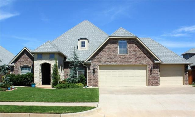 12408 Olivine Terrace, Oklahoma City, OK 73170 (MLS #774301) :: Wyatt Poindexter Group