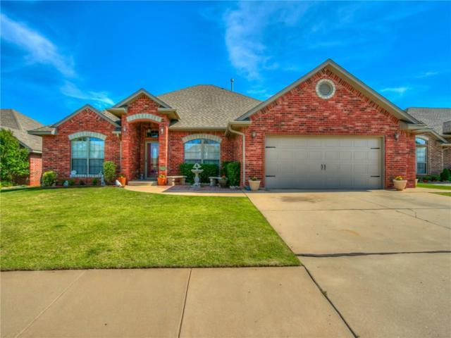 8820 114th Circle, Oklahoma City, OK 73162 (MLS #774433) :: Homestead + Co