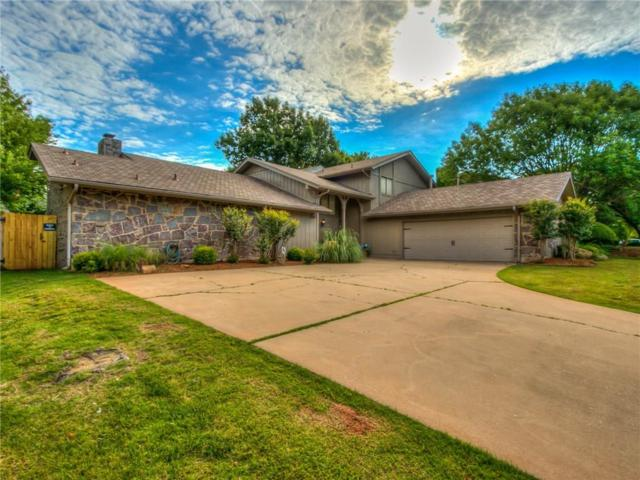 3105 Raintree Road, Oklahoma City, OK 73120 (MLS #774699) :: Wyatt Poindexter Group