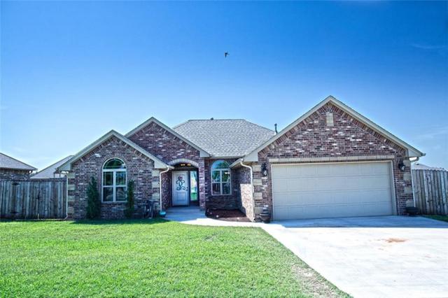 538 Tewksbury, Blanchard, OK 73010 (MLS #774756) :: Richard Jennings Real Estate, LLC