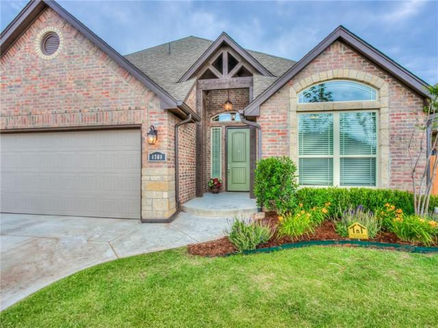 6308 NW 155th Street, Edmond, OK 73013 (MLS #774757) :: Richard Jennings Real Estate, LLC