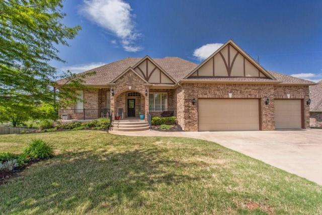2511 Ashe Creek, Edmond, OK 73034 (MLS #775910) :: Homestead & Co