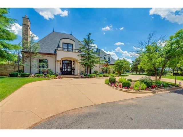 5808 Mistletoe Court, Oklahoma City, OK 73142 (MLS #776302) :: Wyatt Poindexter Group