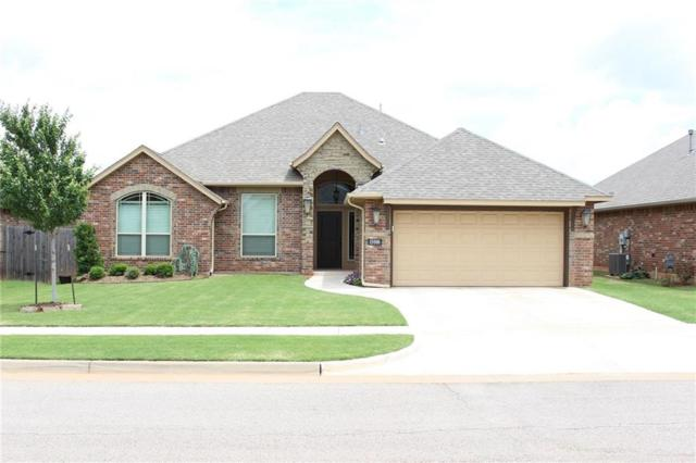 15916 Burkett Circle, Edmond, OK 73013 (MLS #776377) :: Richard Jennings Real Estate, LLC