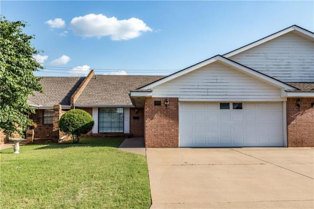 1402 E Proctor, Weatherford, OK 73096 (MLS #776765) :: Erhardt Group at Keller Williams Mulinix OKC
