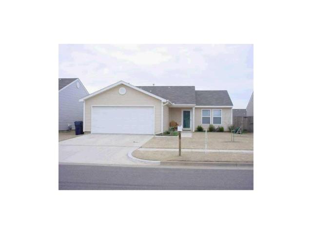 1009 Hyacinth Hollow Drive, Yukon, OK 73099 (MLS #776904) :: Richard Jennings Real Estate, LLC