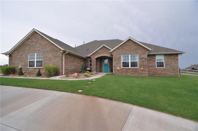 13615 Valley Ridge, Edmond, OK 73025 (MLS #776928) :: Richard Jennings Real Estate, LLC
