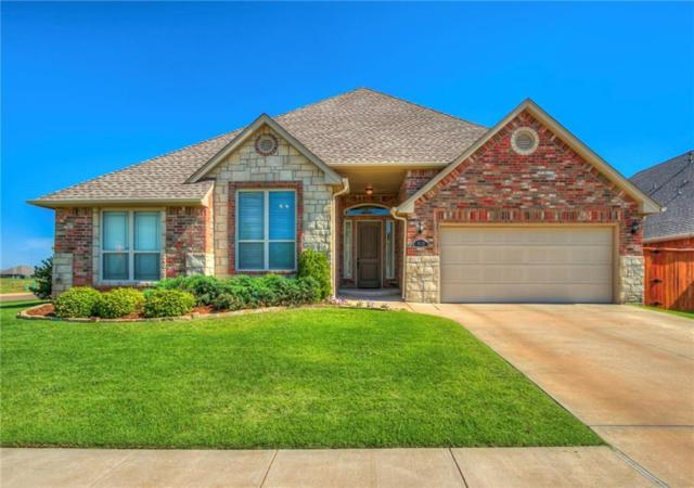 6113 NW 153rd Street, Edmond, OK 73013 (MLS #777003) :: Richard Jennings Real Estate, LLC
