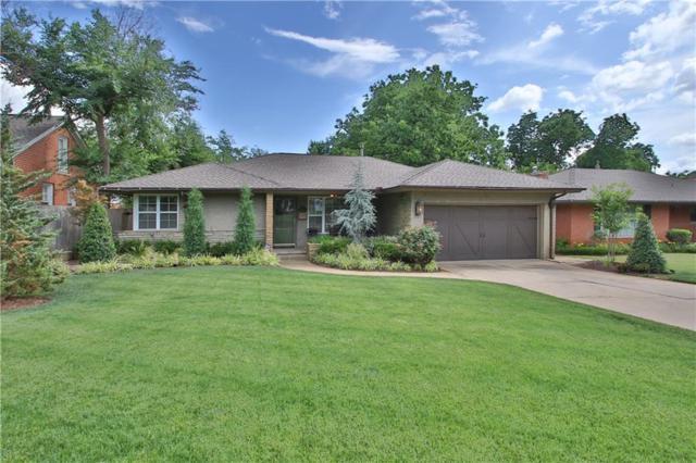 1102 Belford, Nichols Hills, OK 73116 (MLS #777059) :: Richard Jennings Real Estate, LLC