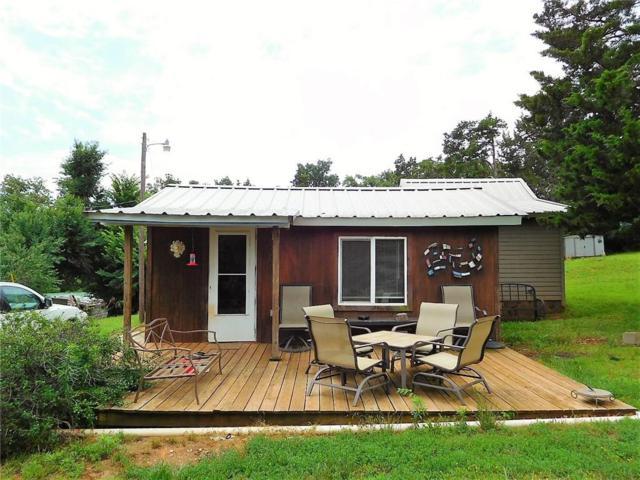 21035 E 8th Street, Hinton, OK 73047 (MLS #777111) :: Wyatt Poindexter Group