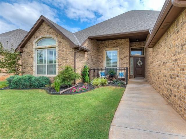 6016 NW 153rd Street, Edmond, OK 73013 (MLS #777326) :: Richard Jennings Real Estate, LLC