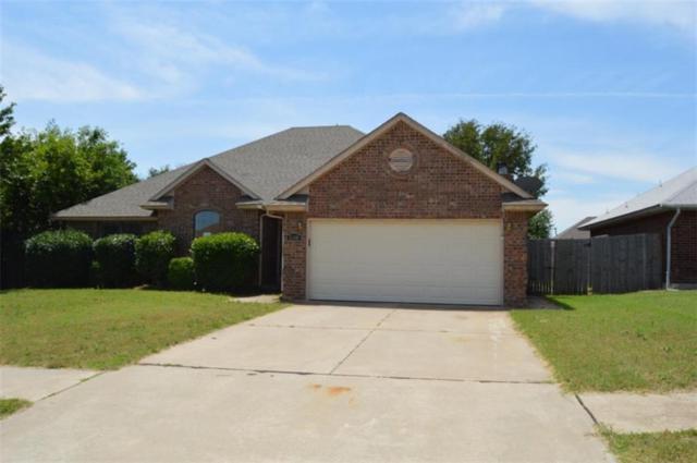 1608 NE 11th Street, Moore, OK 73160 (MLS #777337) :: Richard Jennings Real Estate, LLC