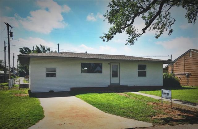 148 Herring, Elk City, OK 73644 (MLS #777397) :: Wyatt Poindexter Group