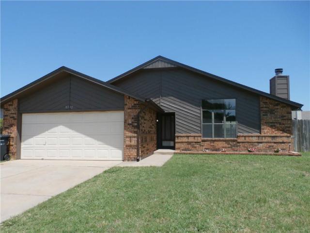 8312 Woodhue Drive, Oklahoma City, OK 73135 (MLS #777504) :: Richard Jennings Real Estate, LLC