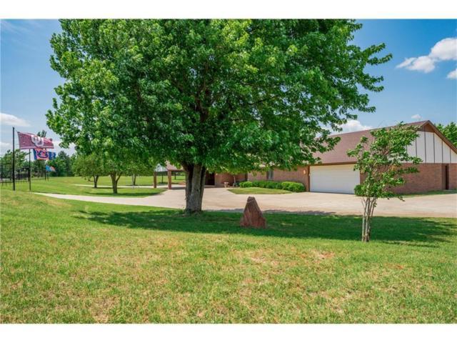 5715 E Tyler, Tuttle, OK 73089 (MLS #777533) :: Richard Jennings Real Estate, LLC
