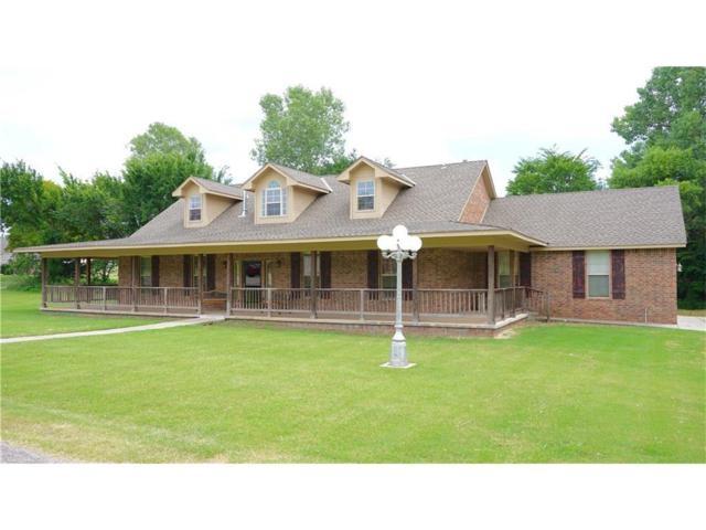 2415 County Road 1199, Tuttle, OK 73089 (MLS #777560) :: Richard Jennings Real Estate, LLC