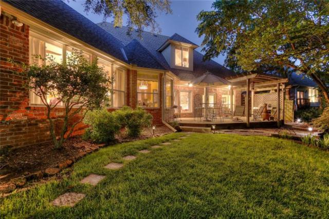 3617 Cross Creek Road, Edmond, OK 73003 (MLS #777702) :: Homestead + Co